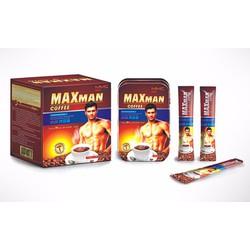 Cà phê MAXman cao cấp dành cho phái mạnh - gói 6gram