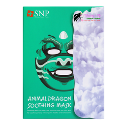 Mặt nạ dưỡng da hình Rồng loại bỏ chất nhờn, làm sạch sâu SNP