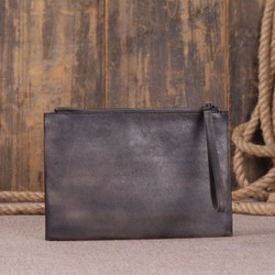 Túi cầm tay da bò nam CowBoy 268