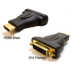 ĐẦU CHUYỂN ĐỔI TỪ HDMI SANG DVI CHUẨN I Y-A006