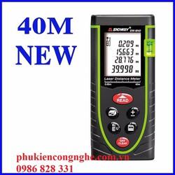 Thước đo khoảng cách laser SNDWAY SW-M40 phạm vi đo 40M