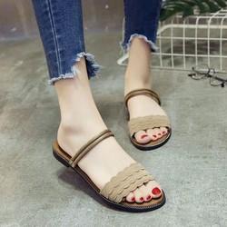 Sandal quai bèo
