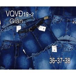 váy quần váy jeans nữ