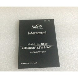 Pin Điện Thoại Masstel N590