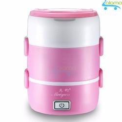 Hộp cơm cắm điện hâm nóng inox 3 ngăn đa năng Meiyun MY3IN