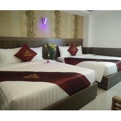 Khách sạn Dubai Nha Trang 3 sao hạng phòng Deluxe