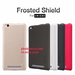 Ốp lưng Xiaomi Red mi 3 Nillkin