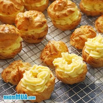 Khóa học làm bánh Choux Cream - Trung tâm dạy nghề Q1 - 286110 ...