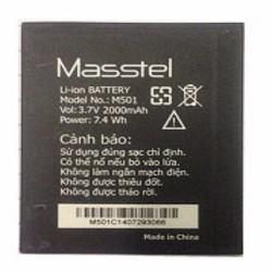 Pin Điện Thoại Masstel M501