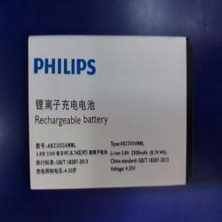 Pin điện thoại Philips S358