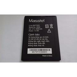 Pin Điện Thoại Masstel N500