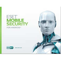 Phần mềm Virus eset mobile security