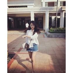 Váy jean Thái Lan cực chất