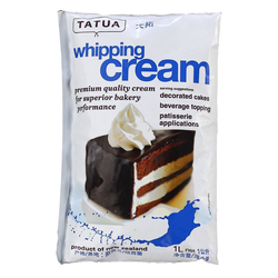Whipping cream Tatua 1L