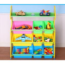 đồ chơi cho bé, kệ đựng đồ chơi trẻ em hình hươu vàng, tủ đồ chơi