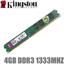 DDRam 3 kingston 4G buss 1333