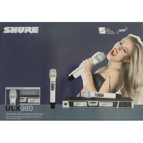 Micro không dây Shure. ULX980