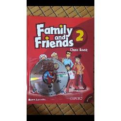 Family and Friends 2 Classbook kèm CD