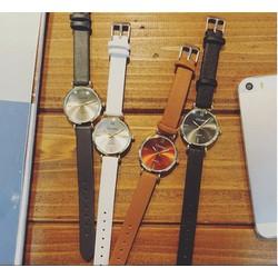 Đồng hồ dây da thời trang cho phái nữ