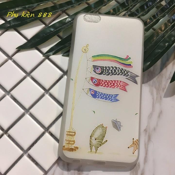 Ốp lưng Oppo F3 lồng đèn cá 5
