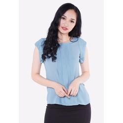 Áo kiểu The One Fashion ADB0233XN màu xanh da trời