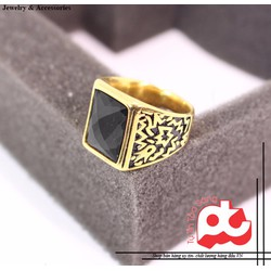 Nhẫn nam | Nhẫn inox nam đẹp cao cấp giá tốt nhất HCM - mẫu N554