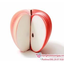 Giấy note hình trái táo đỏ
