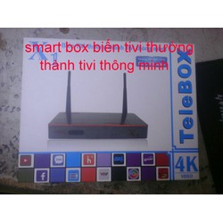 Smart box android Tivi X9plus