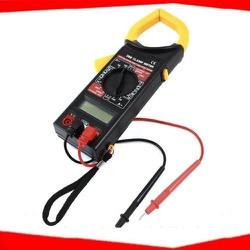 Ampe kế cầm tay kẹp vạn năng kỹ thuật số kẹp mé dm 6266