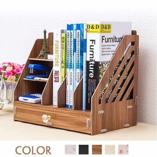 Kệ sách gỗ mini để bàn làm việc - 5086080 , 7232261 , 15_7232261 , 519000 , Ke-sach-go-mini-de-ban-lam-viec-15_7232261 , sendo.vn , Kệ sách gỗ mini để bàn làm việc