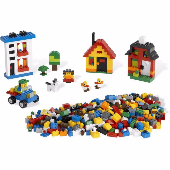 Bộ xếp hình Lego 1000 chi tiết 4