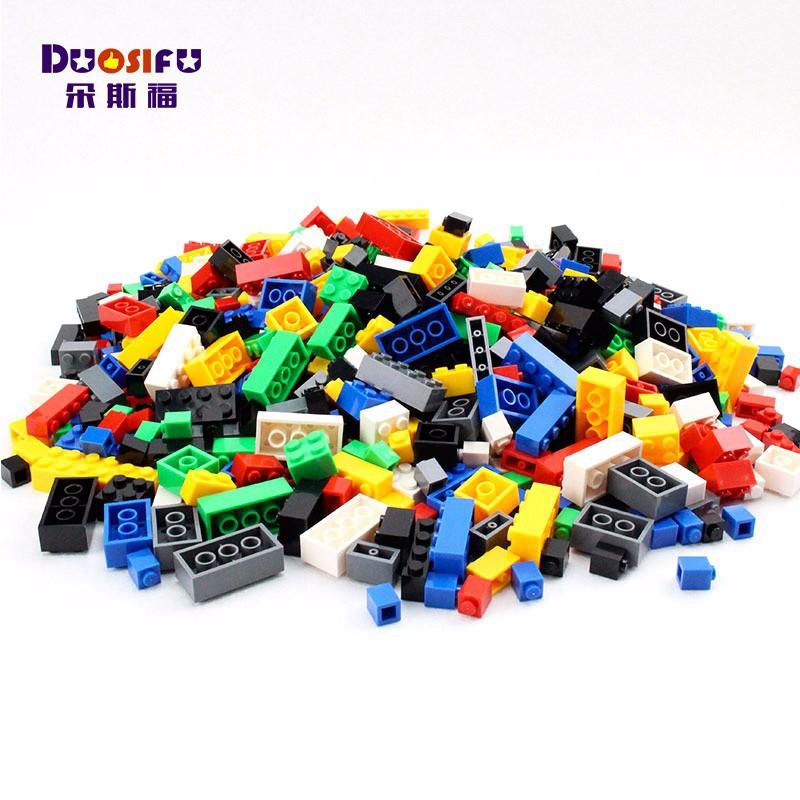 Bộ xếp hình Lego 1000 chi tiết 2