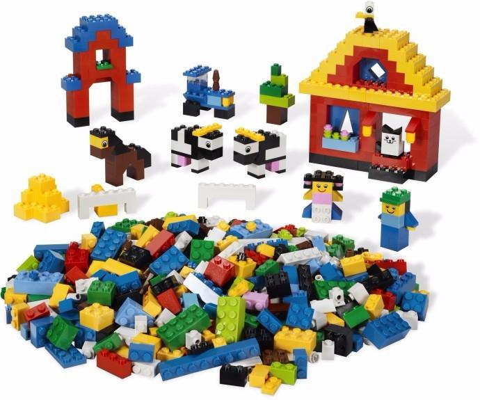 Bộ xếp hình Lego 1000 chi tiết 3