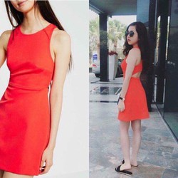 Váy suông authentic