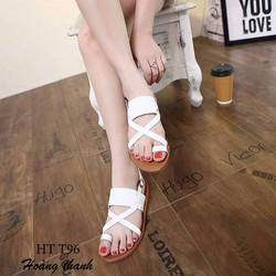 Sandal đế bệt HT96 - Có size 40 41