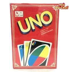 UNO - Hộp Thẻ Bài UNO