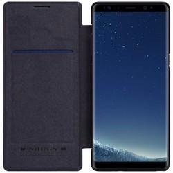 Bao da Galaxy Note 8 Hãng Nillkin Qin Series