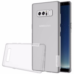 Ốp lưng Galaxy Note 8 silicon Nillkin