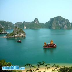 Tour Hà Nội - Hạ Long 1 ngày - Khởi hành hàng ngày