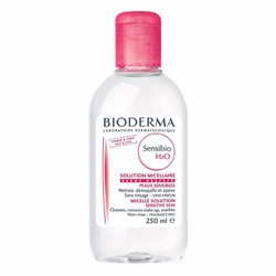 Tẩy trang Bioderma cho da nhạy cảm, da khô 250 ml