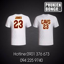 Áo bóng rổ Cleveland Cavaliers Lebron James