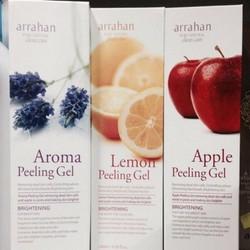 Tẩy da chết Arrahan Whitening Peeling Gel làm trắng da