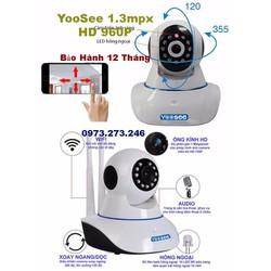 Camera ip YooSee 1.3mpx - chuẩn HD 960P