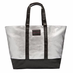 Túi Victorias Secret Tote Black Silver