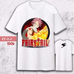 Áo Phông Fairy Tail 1
