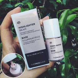Kem Highlight The Face ShopHighlighter Beam