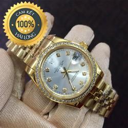 Đồng hồ nam cao cấp vành đá hàng loại 1 khuyến mại giảm giá