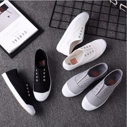 Giày lười vải nam mẫu New02 thời trang Lâm Anh