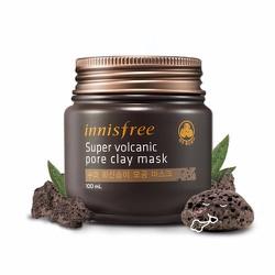 Mặt nạ đất sét Innisfree Super Volcanic Pore Clay Mask