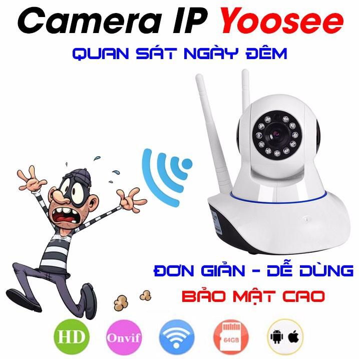 Camera Yoosee 2 Anten 960p 9